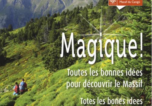 Magique ! Toutes les bonnes idées pour découvrir le massif du Canigó/SMCGS