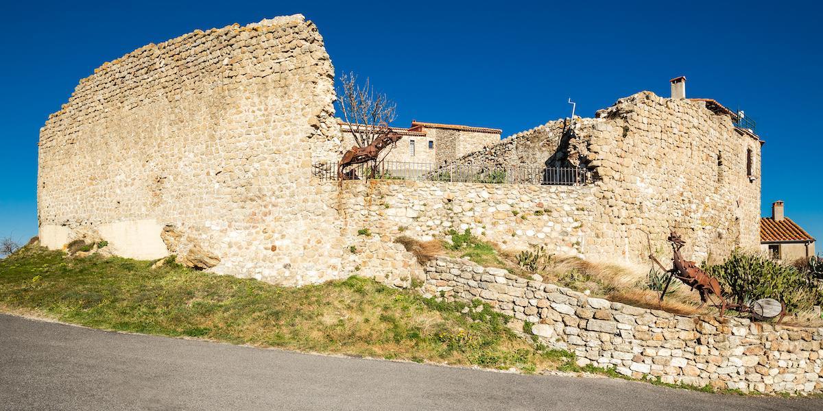 Château de Montalba / JC MILHET