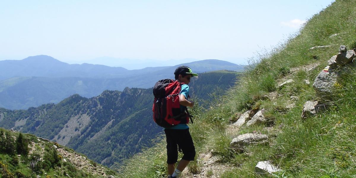 Sur les sentiers du Tour du Canigó / O. DECOMBAS