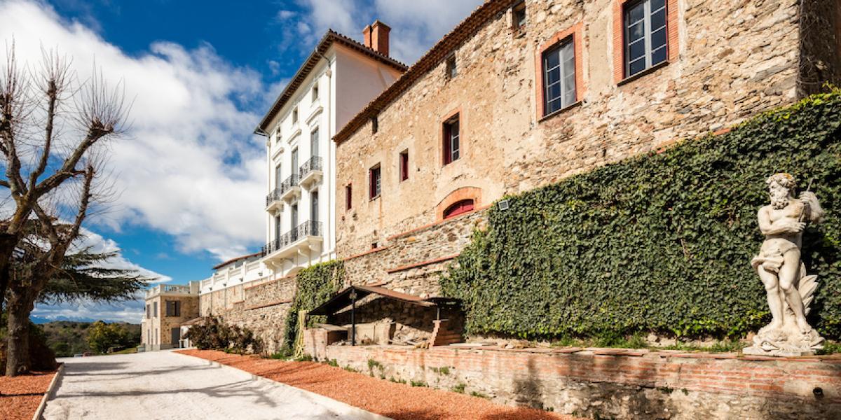 Château de Caladroy @ JC Milhet