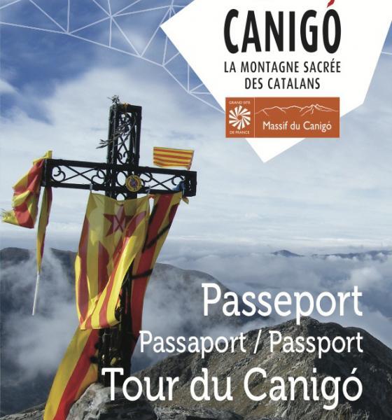 Passeport du tour du Canigó / SMCGS