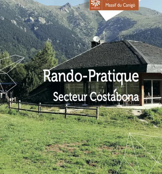Rando-pratique secteur Costabona / SMCGS