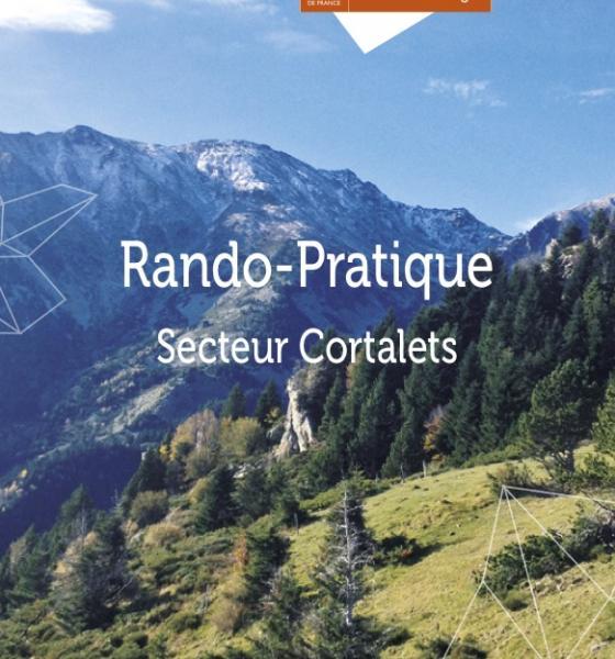 Dépliant Rando-pratique - secteur Cortalets / SMCGS