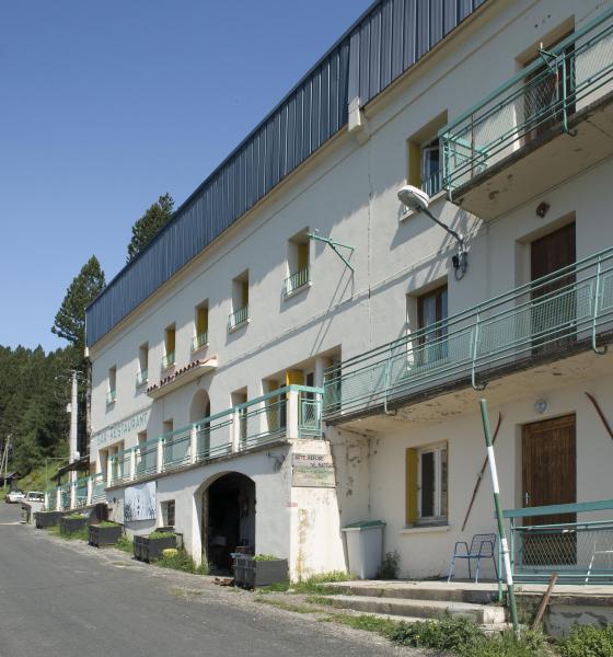 Refuge de Batera / Michel CASTILLO-CD66